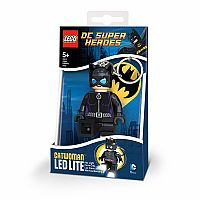 Catwoman Key LIght Lego DC Super Heroes