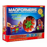 Magformers- Magnets in Motion