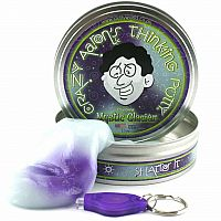 Crazy Aaron's Thinking Putty - Mystic Glacier