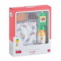Snack Set for Corolle Baby Doll