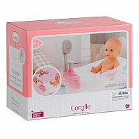 Bathtub and Shower for Doll