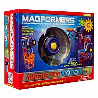 Magformers- Magnets in Motion 22 Piece Power Set