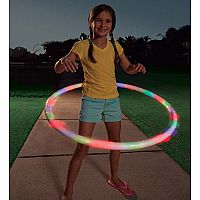 LED Hoop Fun