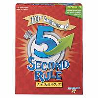 5 Second Rule - 25th Anniversary Edition