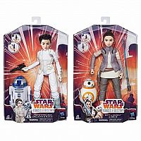 Star Wars Adventure Figure and Friend