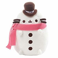 Pusheen Christmas Snowman