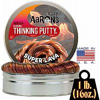 Super Lava 1 LB Large Tin Thinking Putty