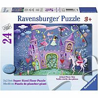 Brilliant Birthday 24 Pc. Floor Puzzle