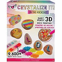 Crystalize It! On the Rocks Kits