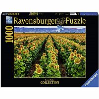 1000 pc Fields of Gold Puzzle