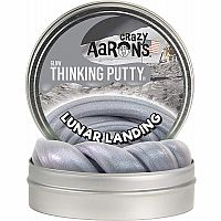 Lunar Landing Glow Thinking Putty