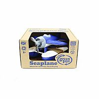 Seaplane White Bathtub Toy