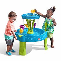 Summer Showers Splash Tower Water Table