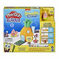 Mold and Fold Pineapple Play Doh