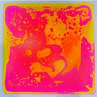 Pink Yellow Surfloor Tile