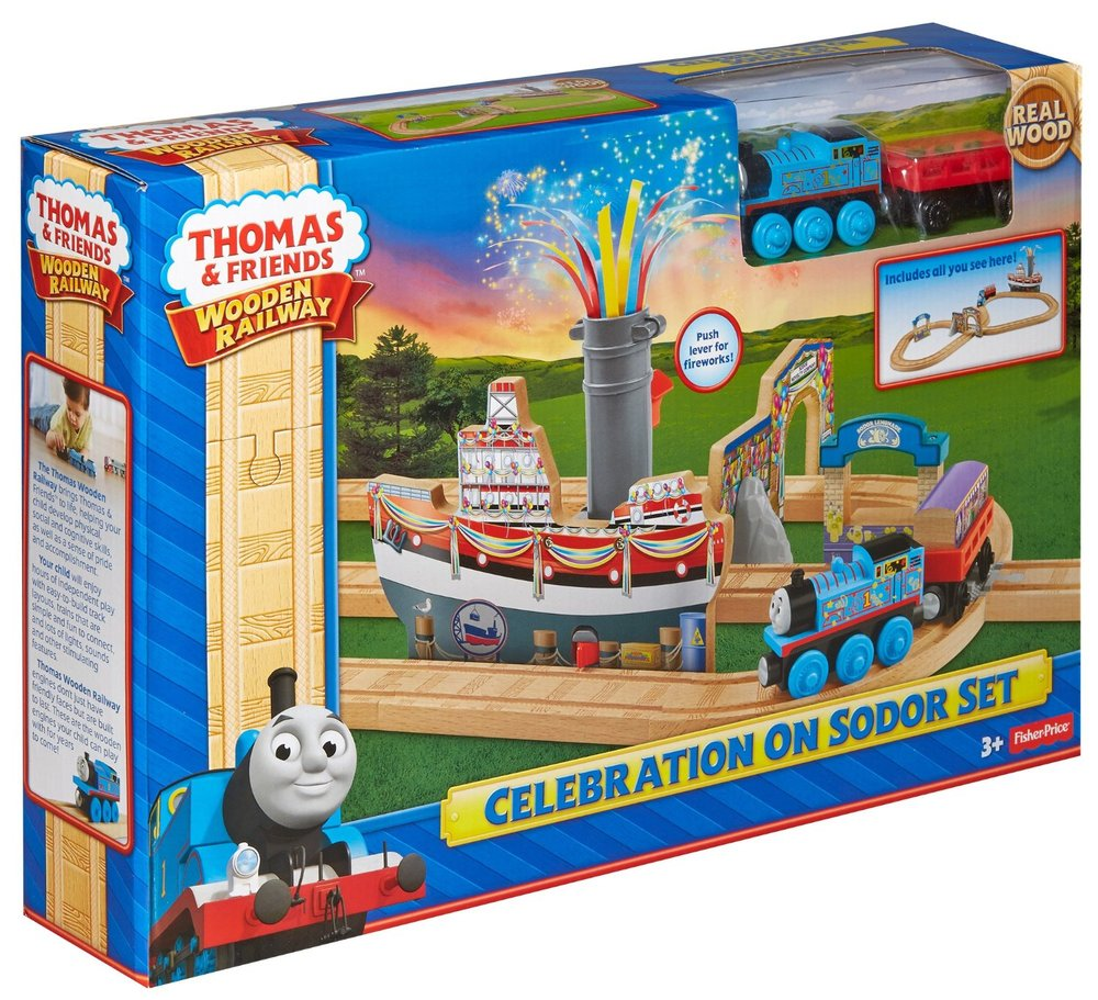 My Thomas Wooden Railway Collection Alehouse Livermore