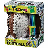I Color Mini Football