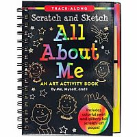 Scratch and Sketch - All About Me