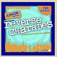 Reverse charades Jr. Edition