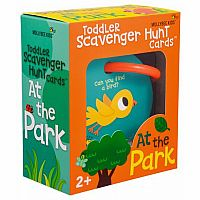 At the Park Scavenger Hunt Cards