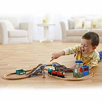 Thomas & Friends™ Wooden Railway James' Fishy Delivery