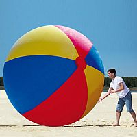 Gigantic Inflatable Beach Ball