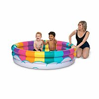 Rainbow Kiddie Pool