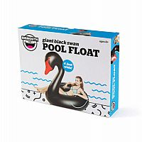 Black Swan Pool Float