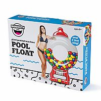 Gumball Machine Pool Float