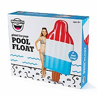 Red, White & Blue Ice Pop Pool Float