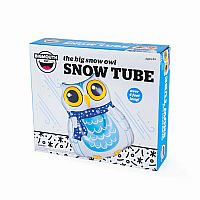 The Big Snow Owl Snow Tube