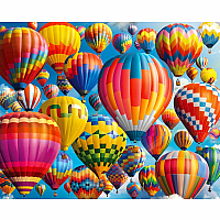 1000 pc Balloon Fest Puzzle