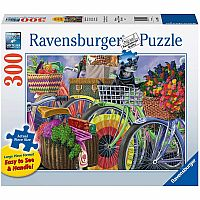 Bicycle Group 300 pc puzzle