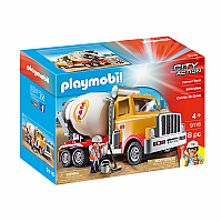 City Action Cement Truck