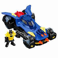 Imaginext Batmobile with Figure