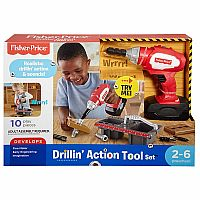 Drillin' Action Tool Set