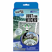 Just for Kicks Goal Thinking Putty