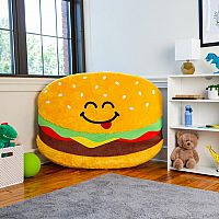 Cheeseburger Floor Floatie
