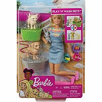 Barbie® Play and Wash