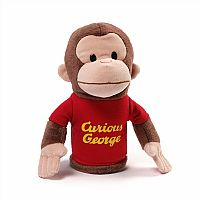 "Curious George 10"" Puppet"