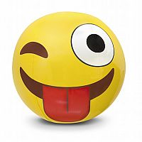Crazy Emoji Beach Ball