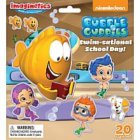 Imaginetics - Bubble Guppies -Swim-sational School