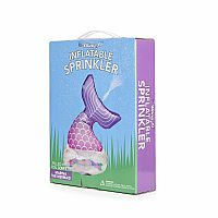 Mermaid Mini Inflatable Sprinkler