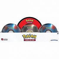 Pokemon: 2019 Poke Ball Tin Display