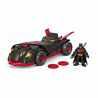 Imaginext Ninja Armor Batmobile