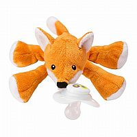 Freckles Fox Shakies™ Paci-Plushies