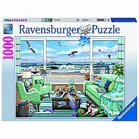 1000 pc Beachfront Getaway Puzzle