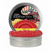 Fired Up Scentsory Thinking Putty