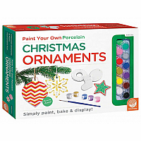 Christmas Ornament Paint Your Own
