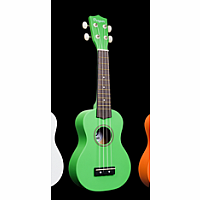 Green Penguin Ukulele
